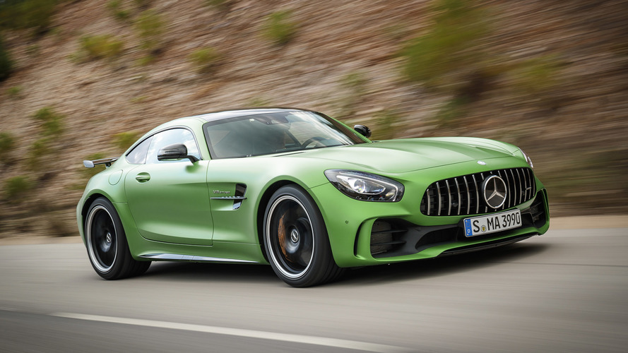 2018 Mercedes-AMG GT R First Drive: The green monster of your dreams