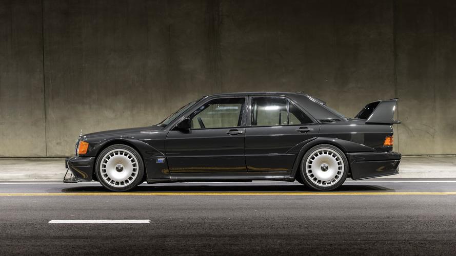 Düşük kilometreli Mercedes 190 E Evolution II, yeni evini arıyor