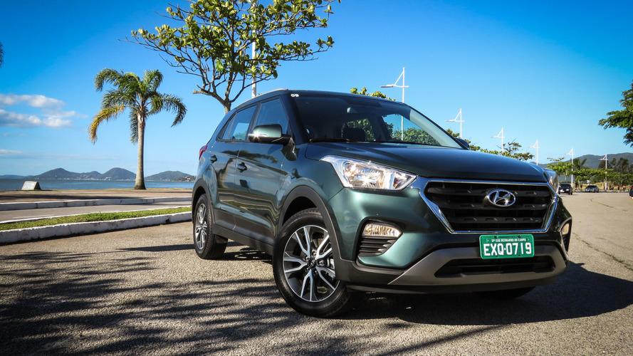 Hyundai Creta já é vendido com condições especiais de financiamento