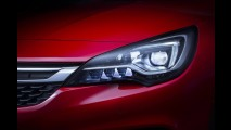 Este é novo Astra 2016; hatch ficou até 200 kg mais leve e estreia novo motor 1.4 Turbo