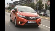 Honda Fit 2015 chega à Europa; veja as diferenças em relação ao nacional