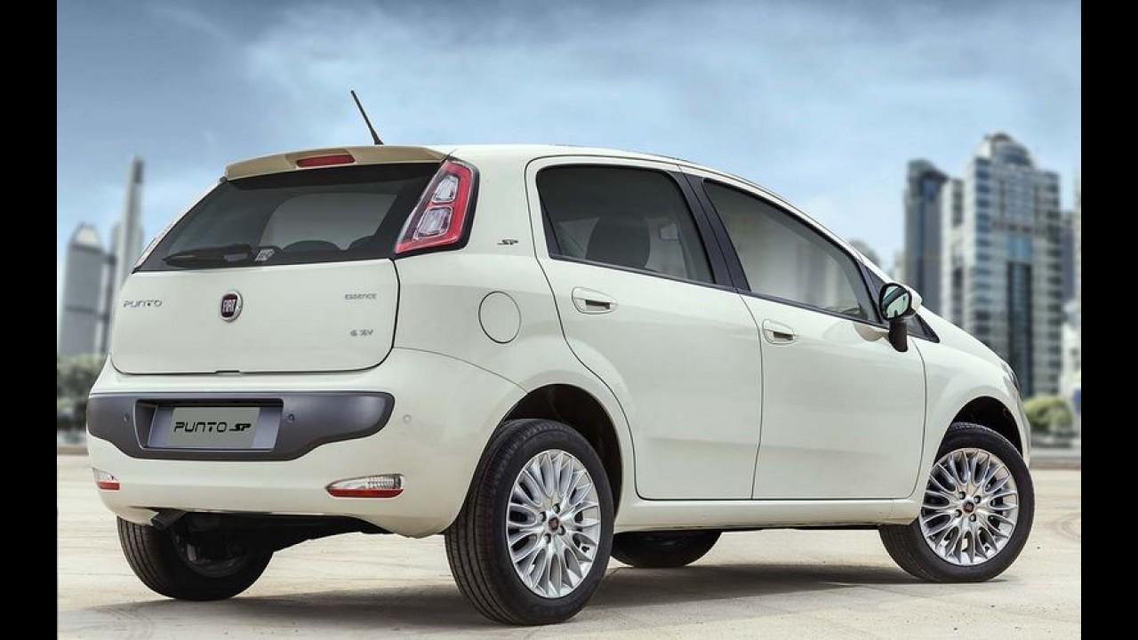 Hatches compactos: Fiesta despenca 70% em janeiro; Fit lidera