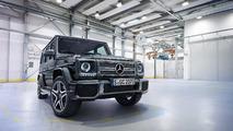 Mercedes-AMG G65 negro