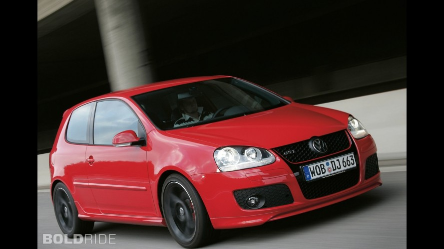 Volkswagen Golf GTI Edition 30