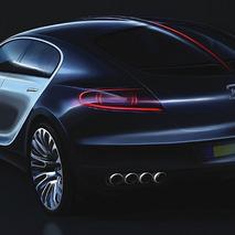 Bugatti 16 C Galibier Concept