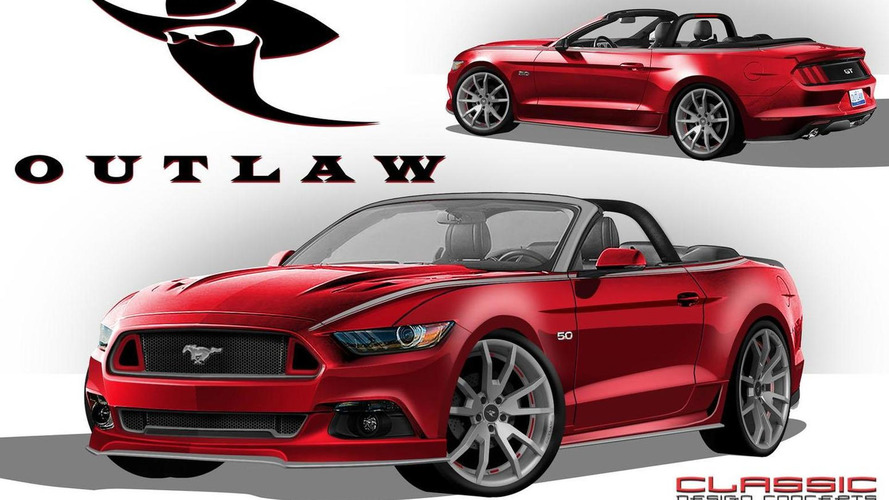 Ford Mustang EcoBoost tuned to 500 bhp for SEMA