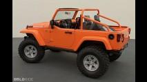 Jeep Wrangler Rubicon King SEMA