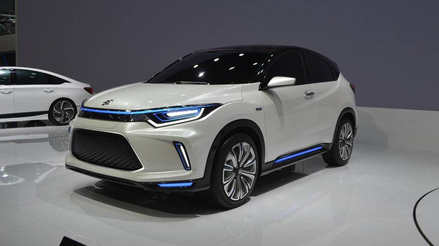Everus EV Previews Honda's First Mass-Produced Electric Vehicle
