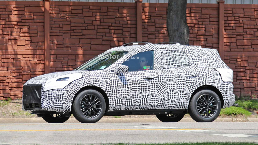 Ford Escape Plug-In Hybrid Spied Testing Under Heavy Camo