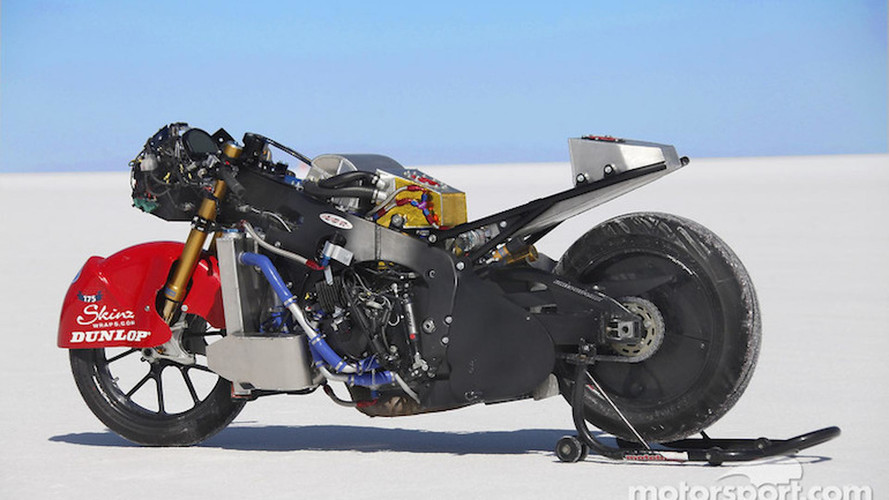 Meet The Man Who's Trying To Hit 300mph On A Motorbike