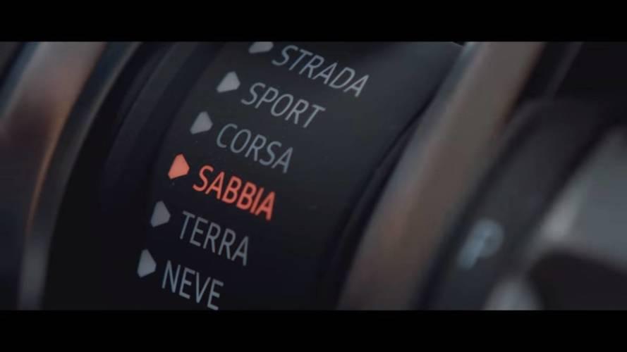 Lamborghini Urus'un iç mekanı böyle olacak
