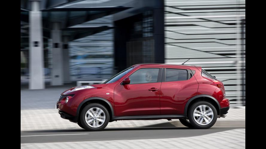 La Nissan Juke al RED BULL X-FIGHTERS