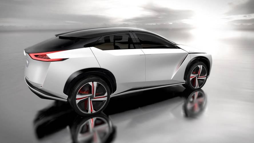 Nissan - Le prochain Qashqai avec les traits du concepts IMx ?