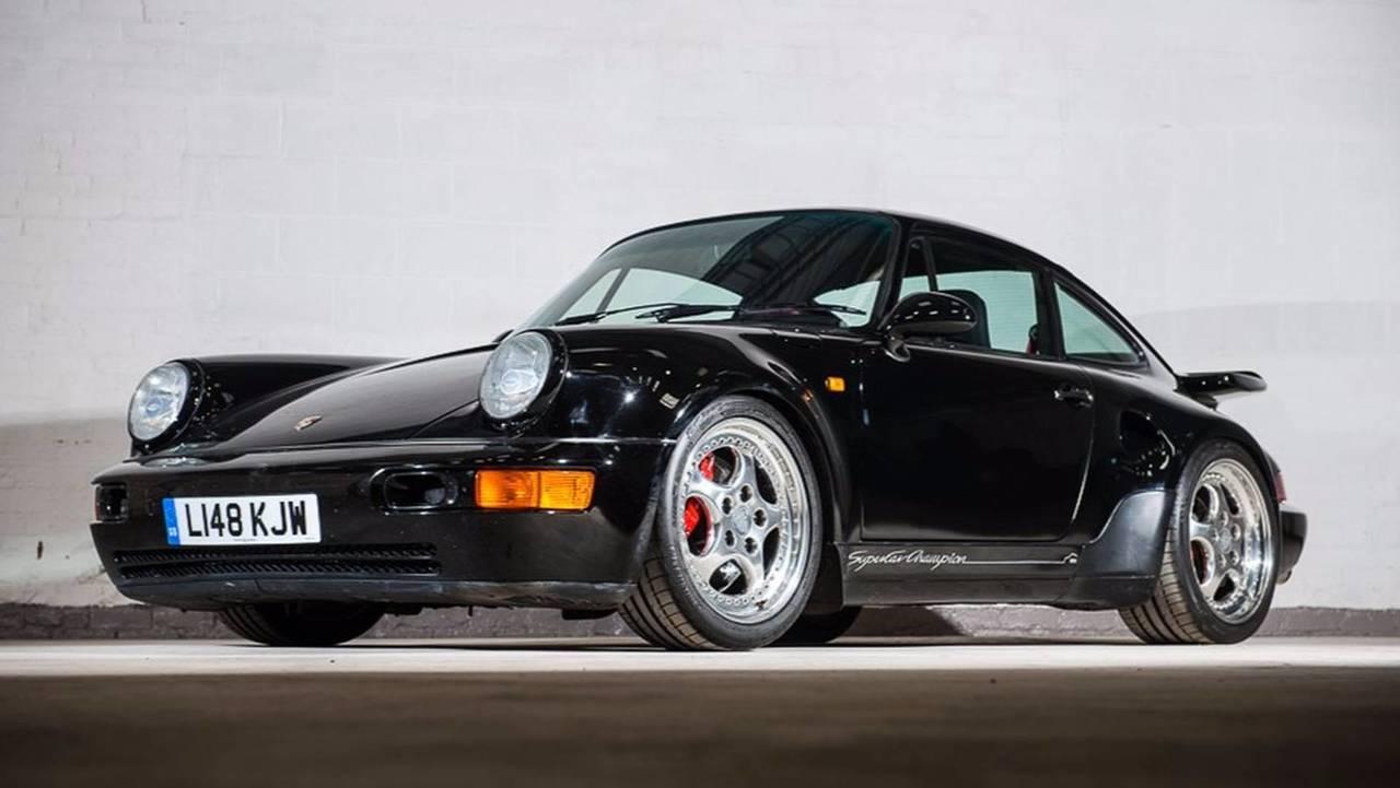Porsche 911 type 964 Turbo S Leichtbau (1993)