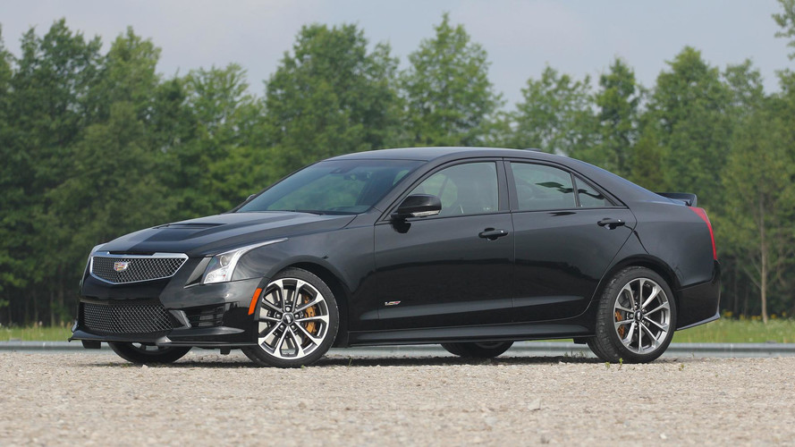 Cadillac ATS sedan going away for 2019, leaving just the coupe