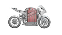 EMUS electric motorcycle
