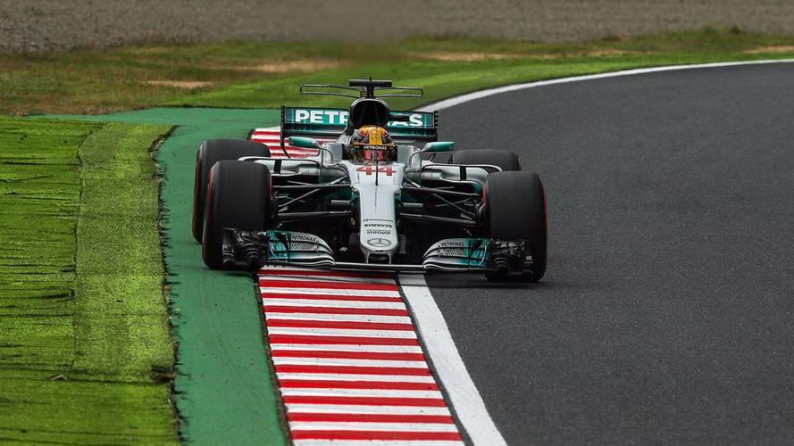 Hamilton cierra el círculo y también logra la pole en Suzuka