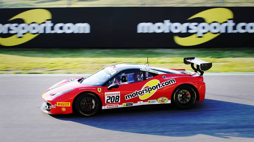 Ferrari nomeia Motorsport.com como parceiro para
