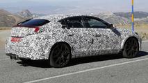 Honda Civic Type R sedan spy photo