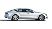 2011 Audi A7 leaked image