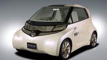 Toyota FT-EV II Electric Vehicle Concept - 1600
