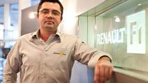 Eric Boullier, Renault F1, team principal, 05.01.2010