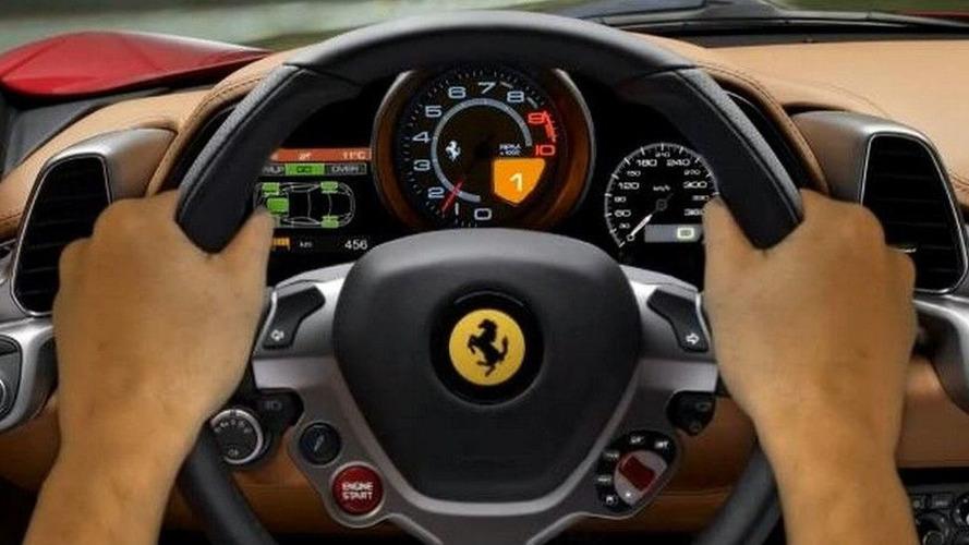 Ferrari 458 Italia Second Promo Video Released - Style