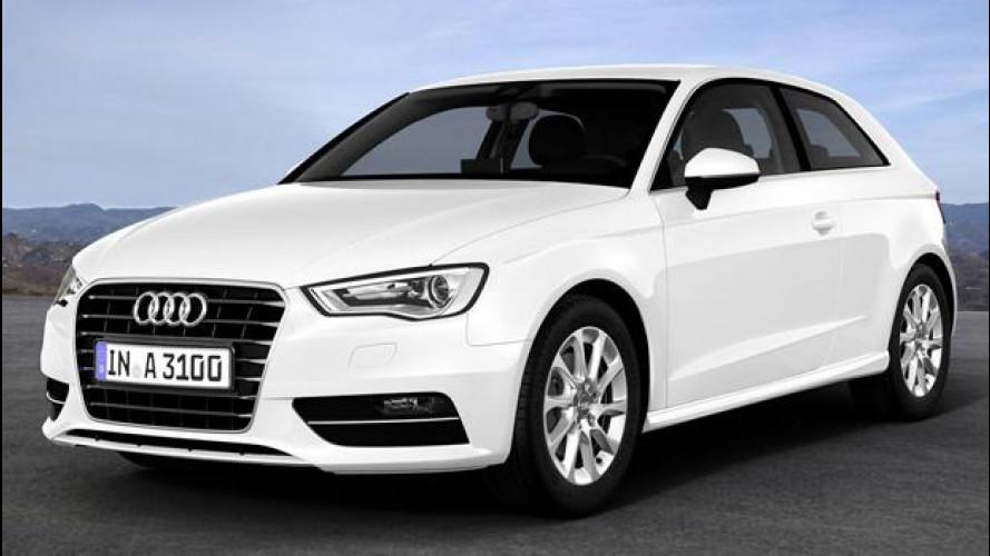 Audi A3, novità nella gamma 2014