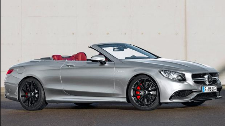 Mercedes S 63 AMG Cabriolet 4MATIC Edition 130, buon compleanno automobile!