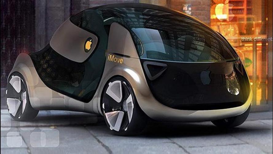 L'Apple Car promette un'interfaccia rivoluzionaria