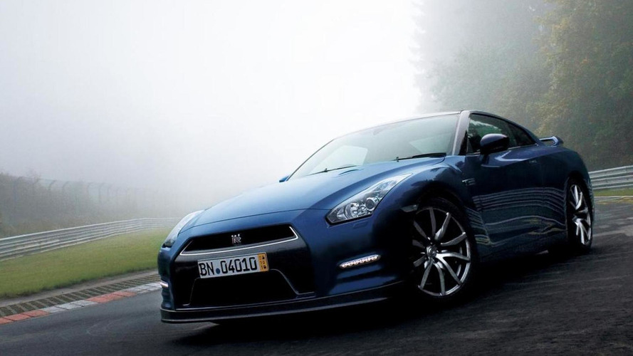 2014 Nissan GT-R will attempt to set a new Nurburgring lap record - report