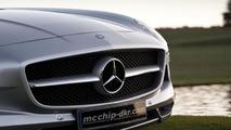Mercedes SLS AMG MC700 by McChip 05.9.2012