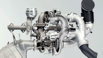 BMW 6 cyl Variable Twin Turbo technology