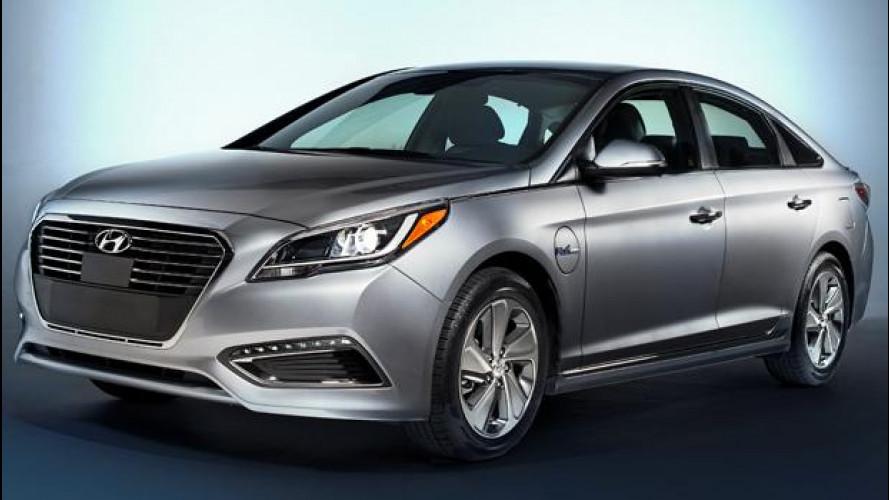 L'ibrido Hyundai si rinnova, ma non per l'Italia