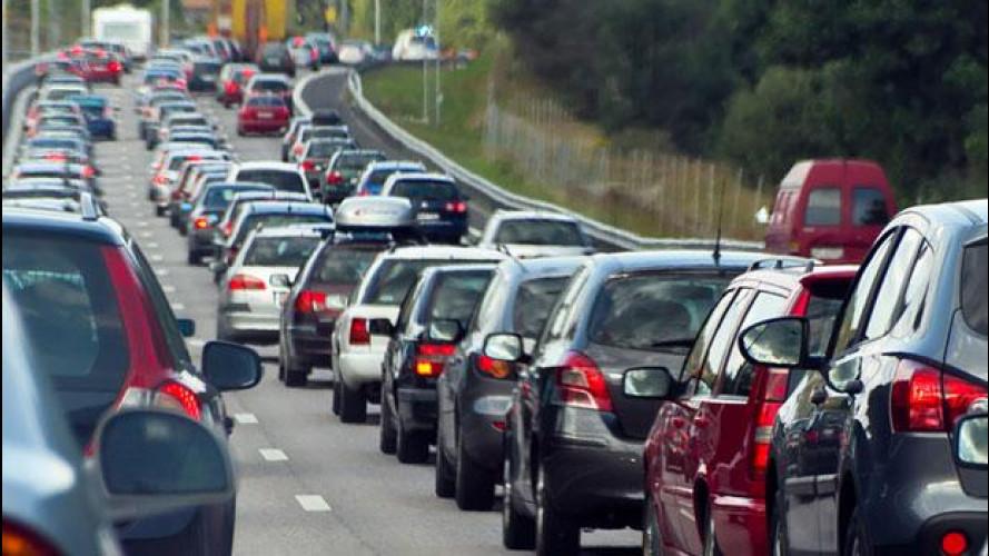 Esodo di Pasqua, traffico intenso da venerdì 29 marzo