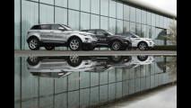 Range Rover Evoque, la prova in anteprima