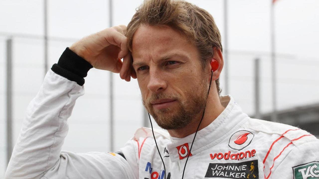 Jenson Button 24.11.2013 Brazilian Grand Prix
