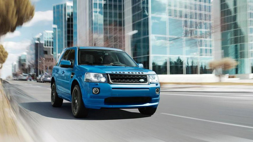 Tata to receive a Land Rover Freelander-based crossover - report
