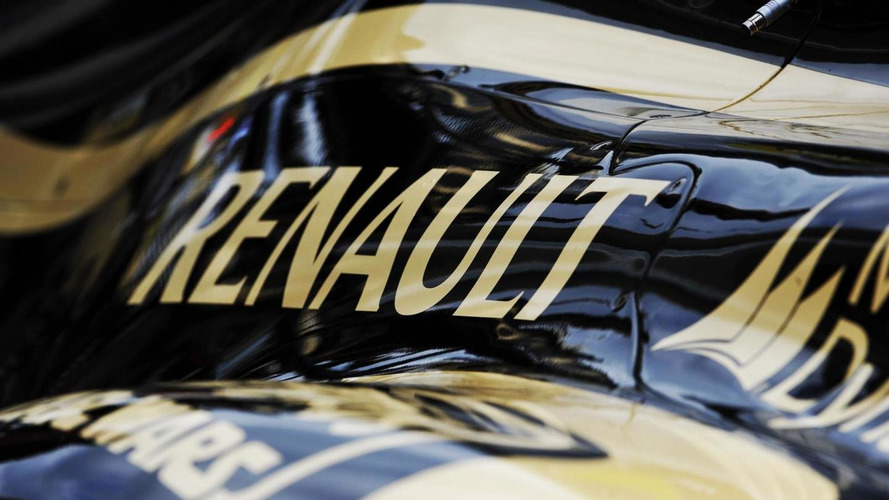 Lotus finally confirms 2014 Renault deal