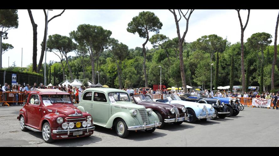 E' tutto pronto per il Roma Motor Show 2011