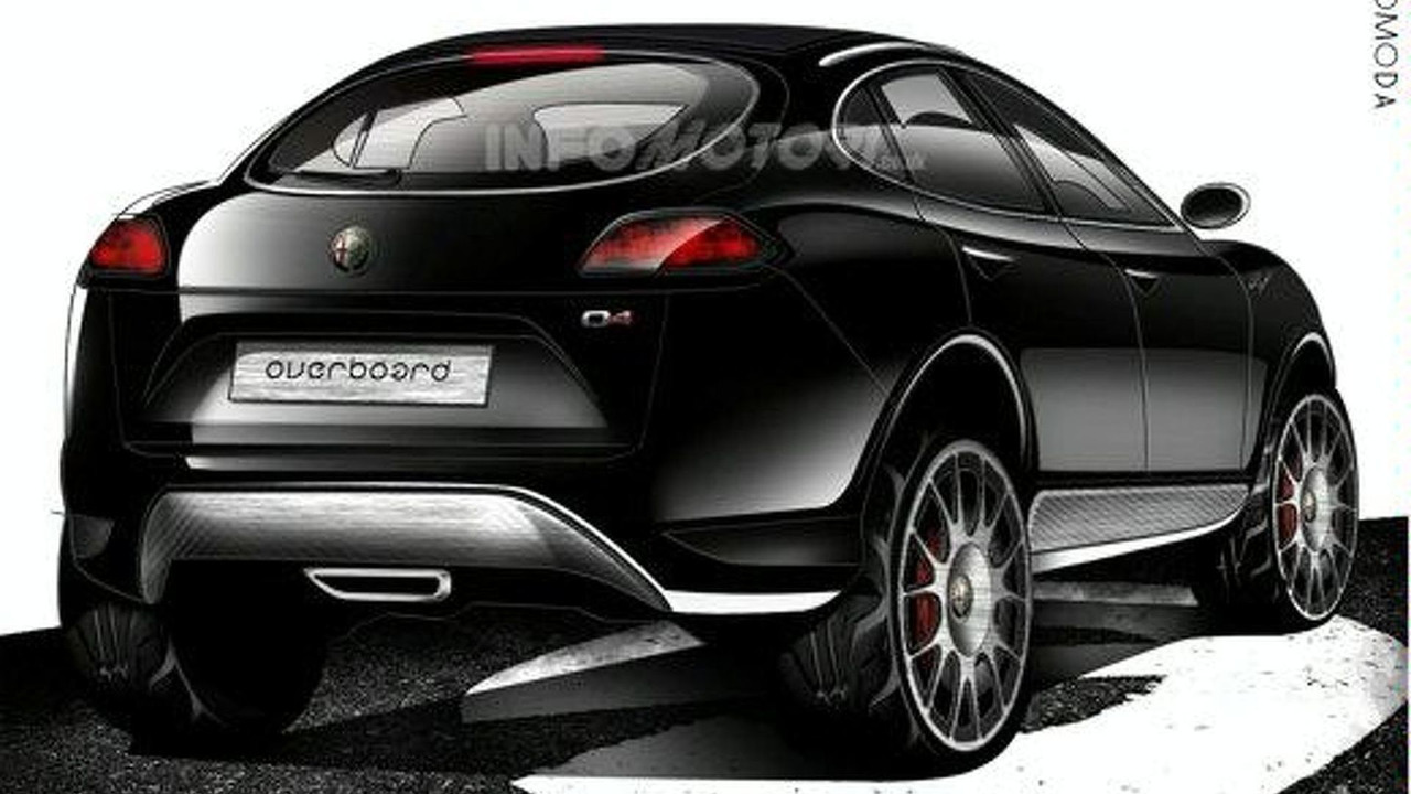 future alfa romeo suv will be based on upcoming 149. Black Bedroom Furniture Sets. Home Design Ideas