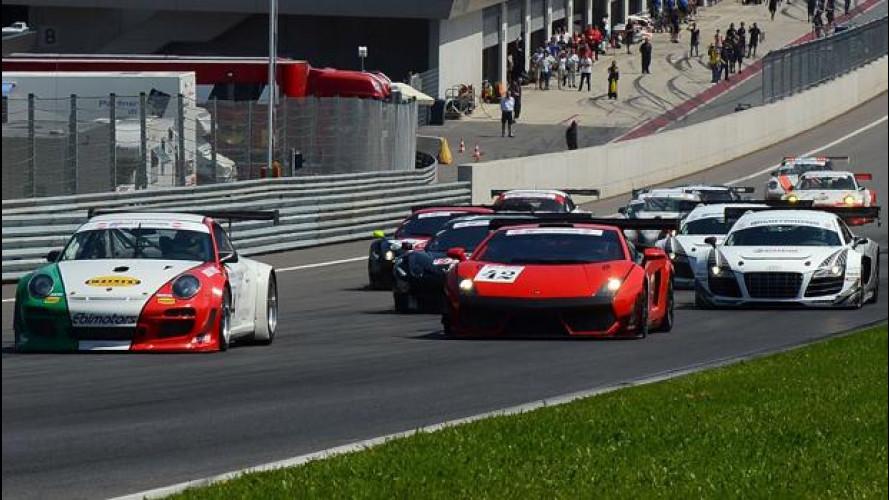 Imola ospita il decimo Aci-Csai Racing Weekend