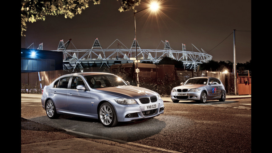 BMW Serie 1 e Serie 3 London 2012 Performance Edition