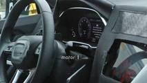 2018 Audi Q3 İç Mekan Casus Fotoğrafları
