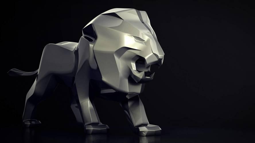 Este impresionante león será el nuevo embajador de Peugeot