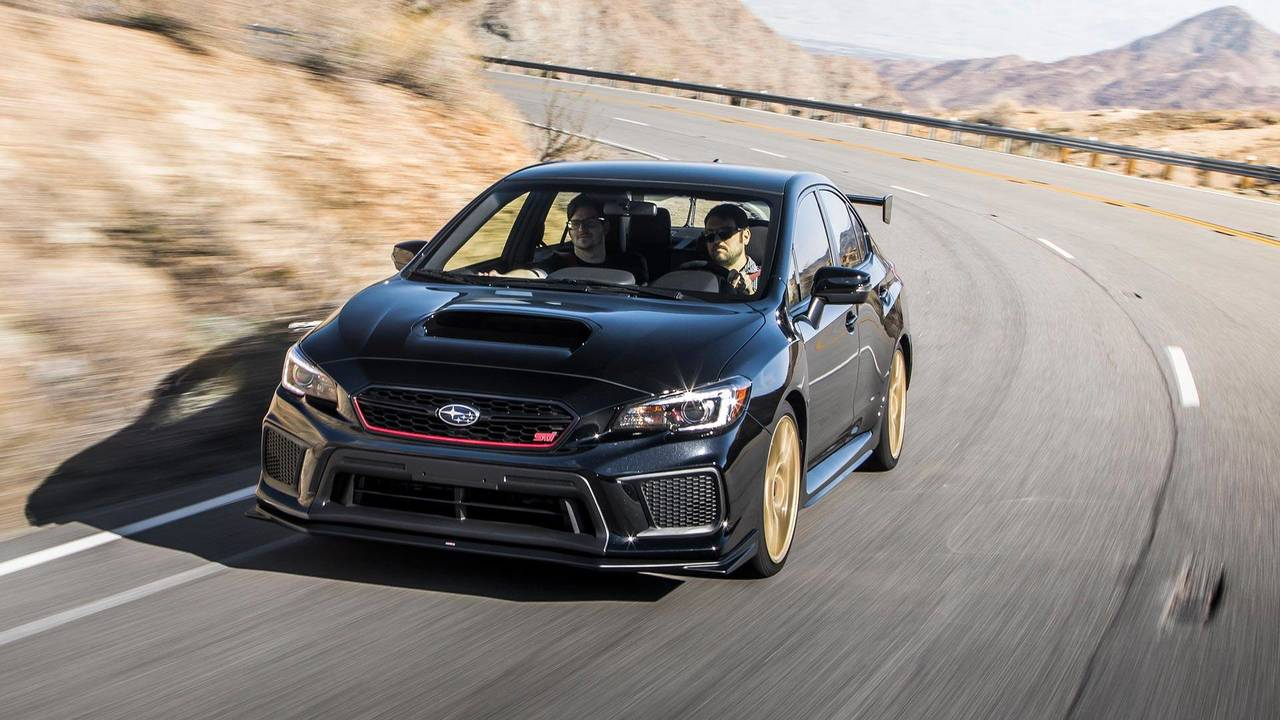 2018 subaru wrx sti type ra first drive photos. Black Bedroom Furniture Sets. Home Design Ideas