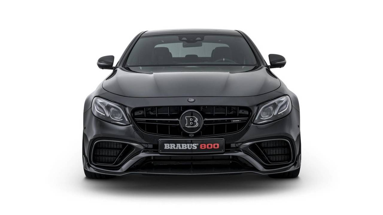 Mercedes-AMG E63 S By Brabus