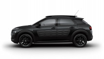 Citroen C4 Cactus Just Black, quella tono su tono