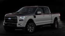 Ford F 150 al SEMA 2016 003