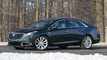 2018 Cadillac XTS V-Sport: Review